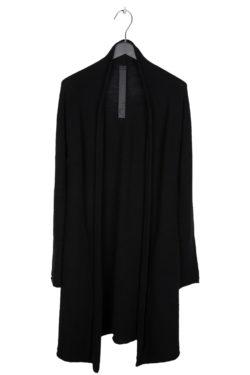 DEVOA Cashmere Open Coat 1