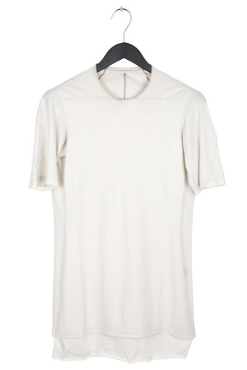 DEVOA Double Layer T-Shirt white grey 1