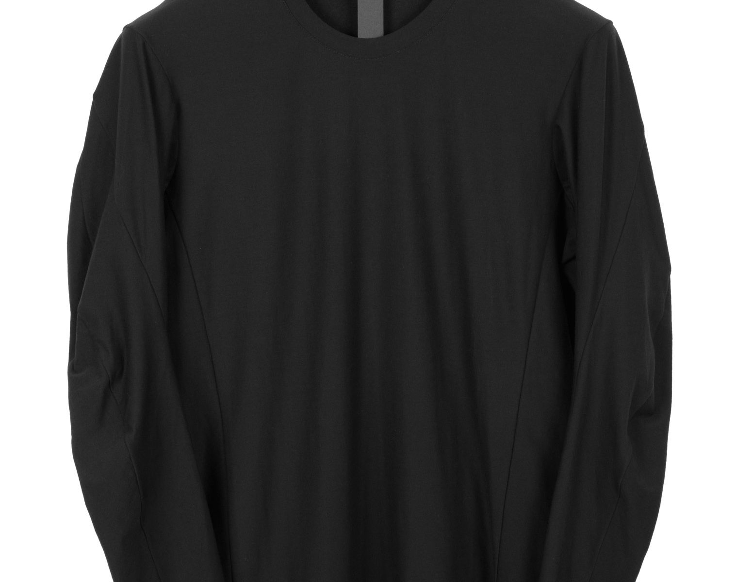 DEVOA Long Shirt black 1
