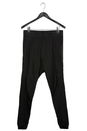 DEVOA Twisted Cotton Pant 1
