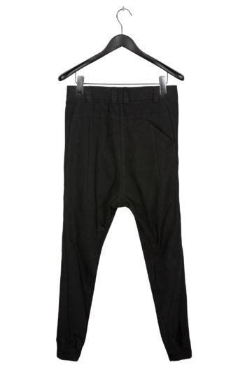 DEVOA Twisted Cotton Pant 3