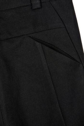 DEVOA Twisted Cotton Pant 4