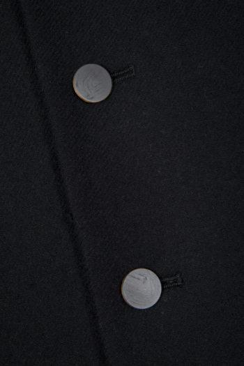DEVOA Woven Wool Coat 2