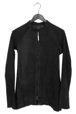 ISAAC SELLAM Leather Shirt Jacket 1