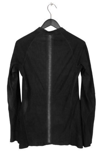 ISAAC SELLAM Leather Shirt Jacket 3