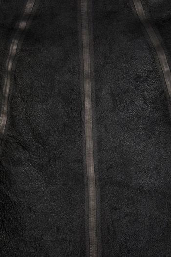 ISAAC SELLAM Shearling Leather Jacket 5