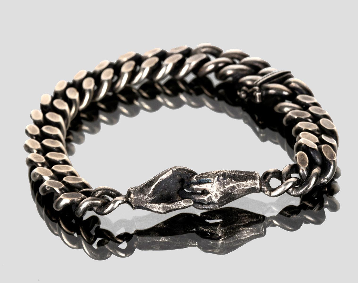 JULIA ZIMMERMANN Bracelet hand in hand