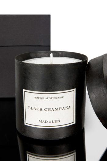MAD ET LEN Bougie D'Apothicaire Candle 300g bc