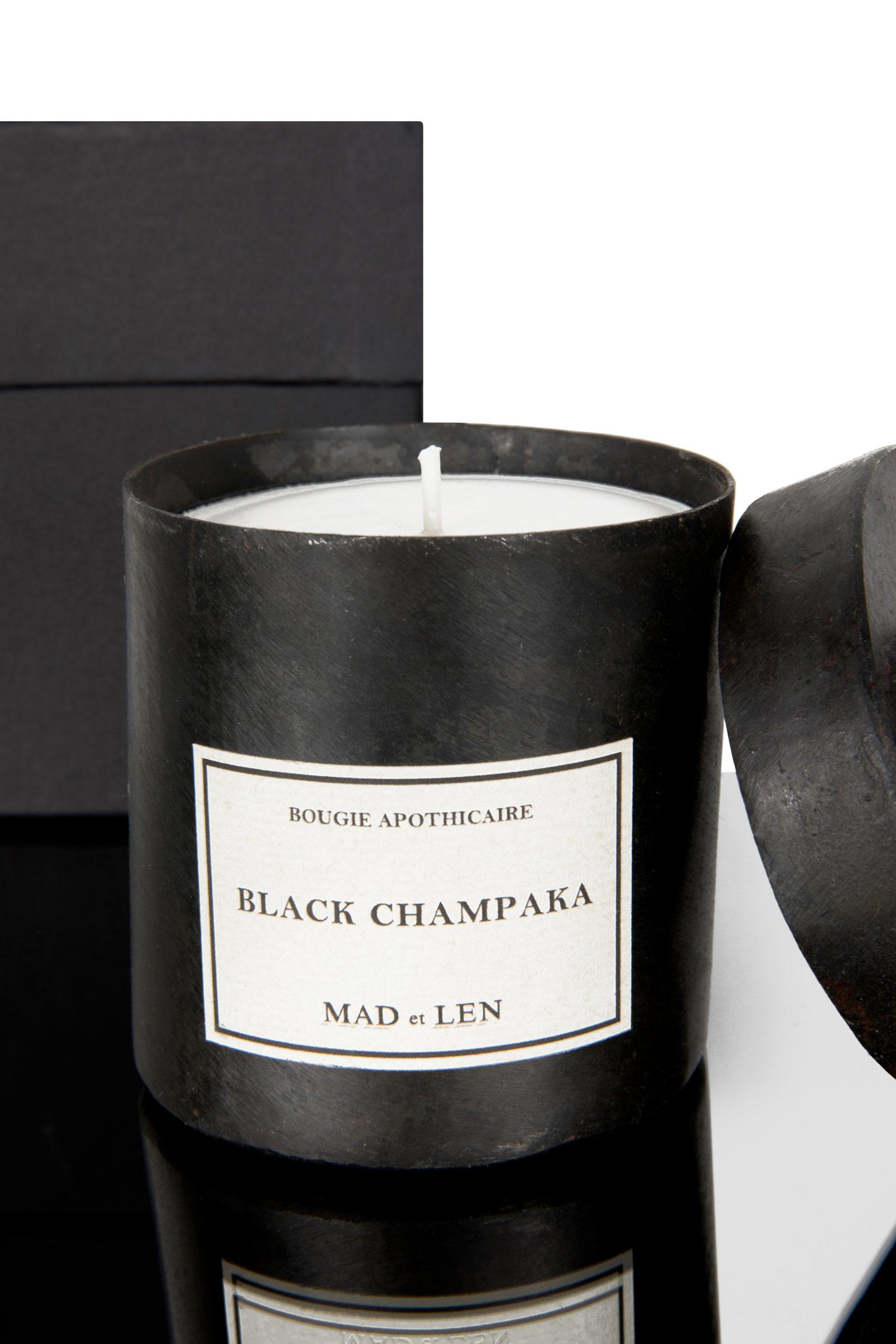 Design Len München mad et len bougie d apothicaire candle 300g endstation gallery