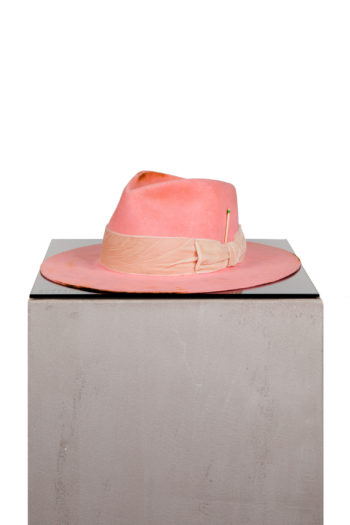 NICK FOUQUET Hat rosewood 1