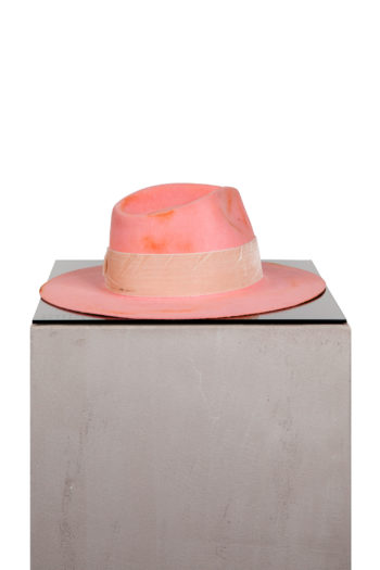 NICK FOUQUET Hat rosewood 2