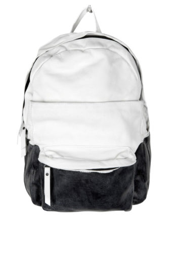 OXS RUBBER SOUL Backpack white 1