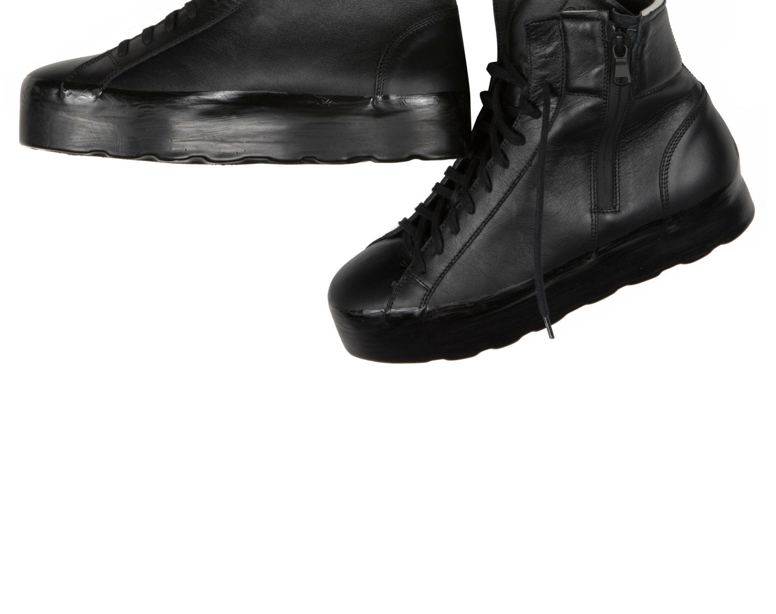OXS RUBBER SOUL Sneaker black 1