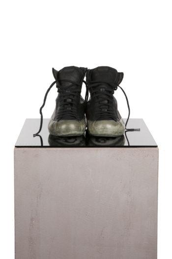 OXS RUBBER SOUL Sneaker black brownish green 3