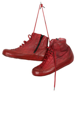OXS RUBBER SOUL Sneaker bright red 1