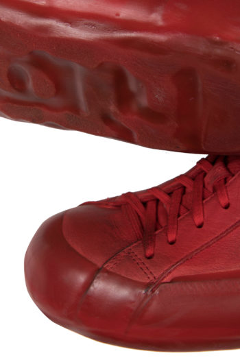 OXS RUBBER SOUL Sneaker bright red 2