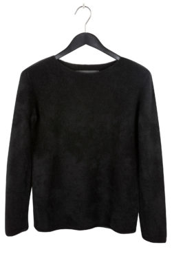 THE ELDER STATESMAN Raw Sweater 1