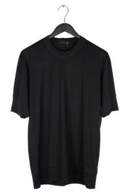THE VIRIDI-ANNE Cuffed T-Shirt 1