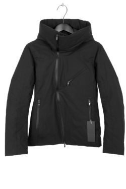 THE VIRIDI-ANNE High Neck Goose Down Jacket 1