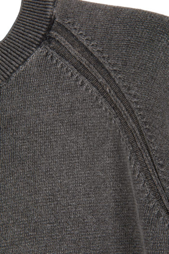 THE VIRIDI-ANNE Object Dyed Sweater 2