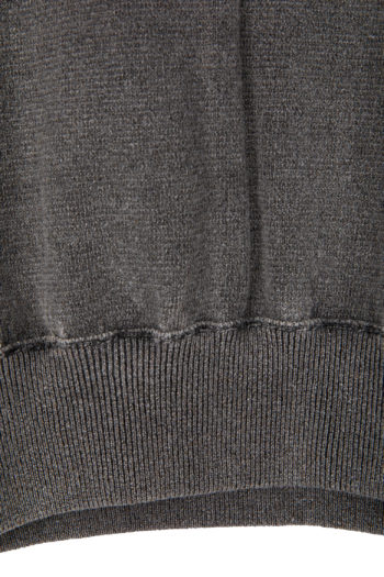 THE VIRIDI-ANNE Object Dyed Sweater 3