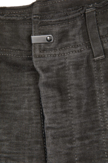 THE VIRIDI-ANNE Slim Cotton Pant 2
