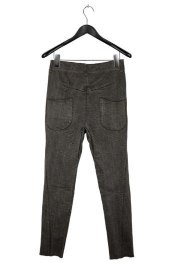 THE VIRIDI-ANNE Slim Cotton Pant 3