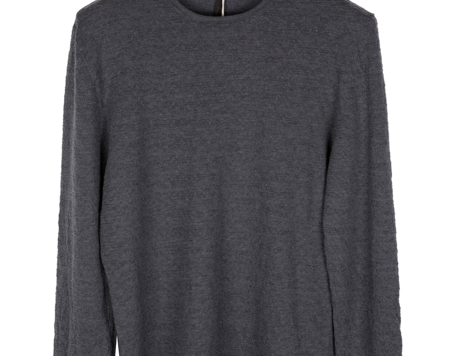 FORME D'EXPRESSION Boiled Knit Sweater 1