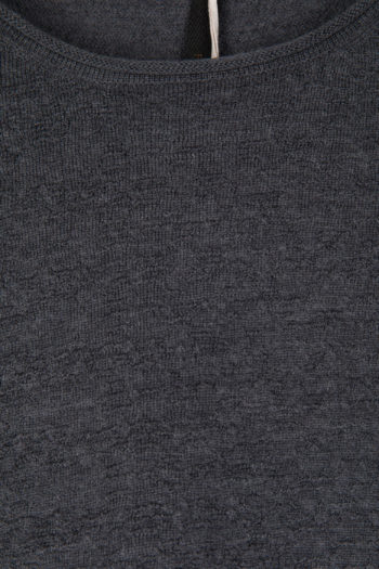 FORME D'EXPRESSION Boiled Knit Sweater 2