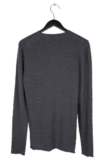 FORME D'EXPRESSION Boiled Knit Sweater 3