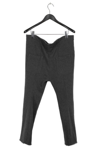 FORME D'EXPRESSION Curved Leg Pullon Pant 3
