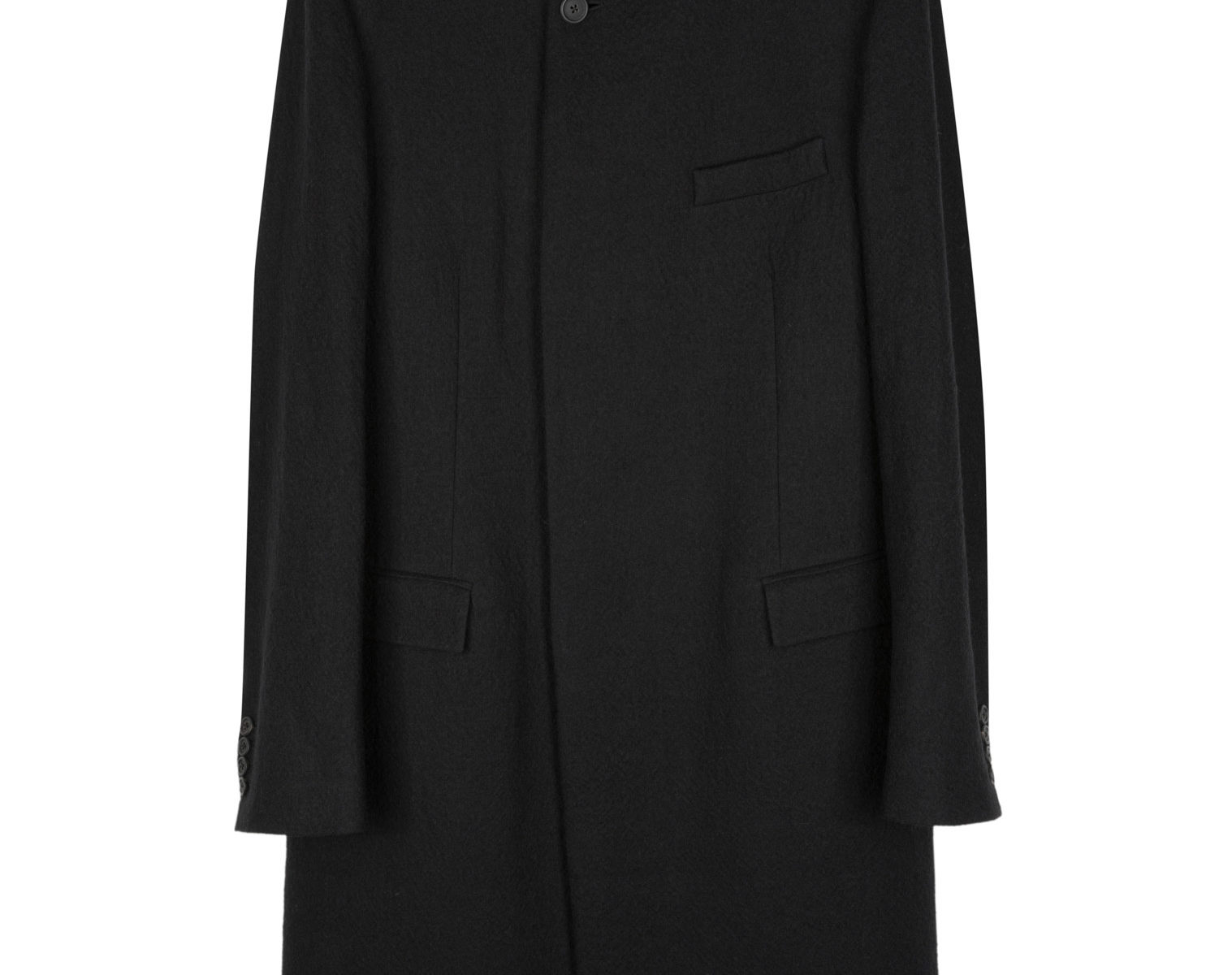 FORME D'EXPRESSION Prussian Long Coat 1