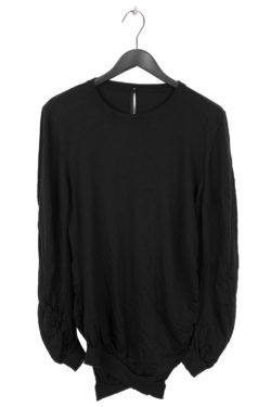 FORME D'EXPRESSION Twisted Knit Sweater 1
