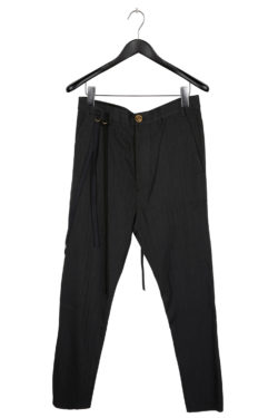 SONG FOR THE MUTE Tapered Raw Pant 1