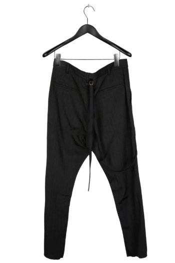 SONG FOR THE MUTE Tapered Raw Pant 4