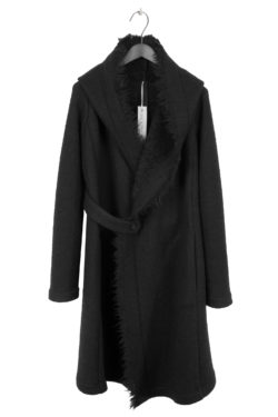 FORME D'EXPRESSION Hooded Robe Coat 1