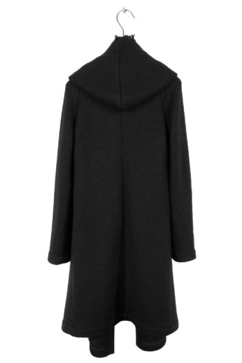 FORME D'EXPRESSION Hooded Robe Coat 4