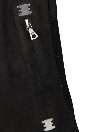 ISAAC SELLAM Leather Shirt Jacket 4