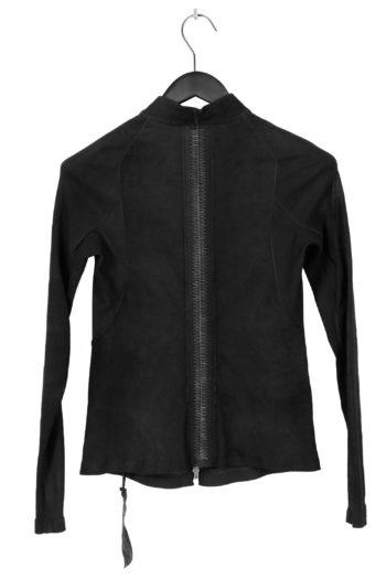 ISAAC SELLAM Leather Shirt Jacket 5