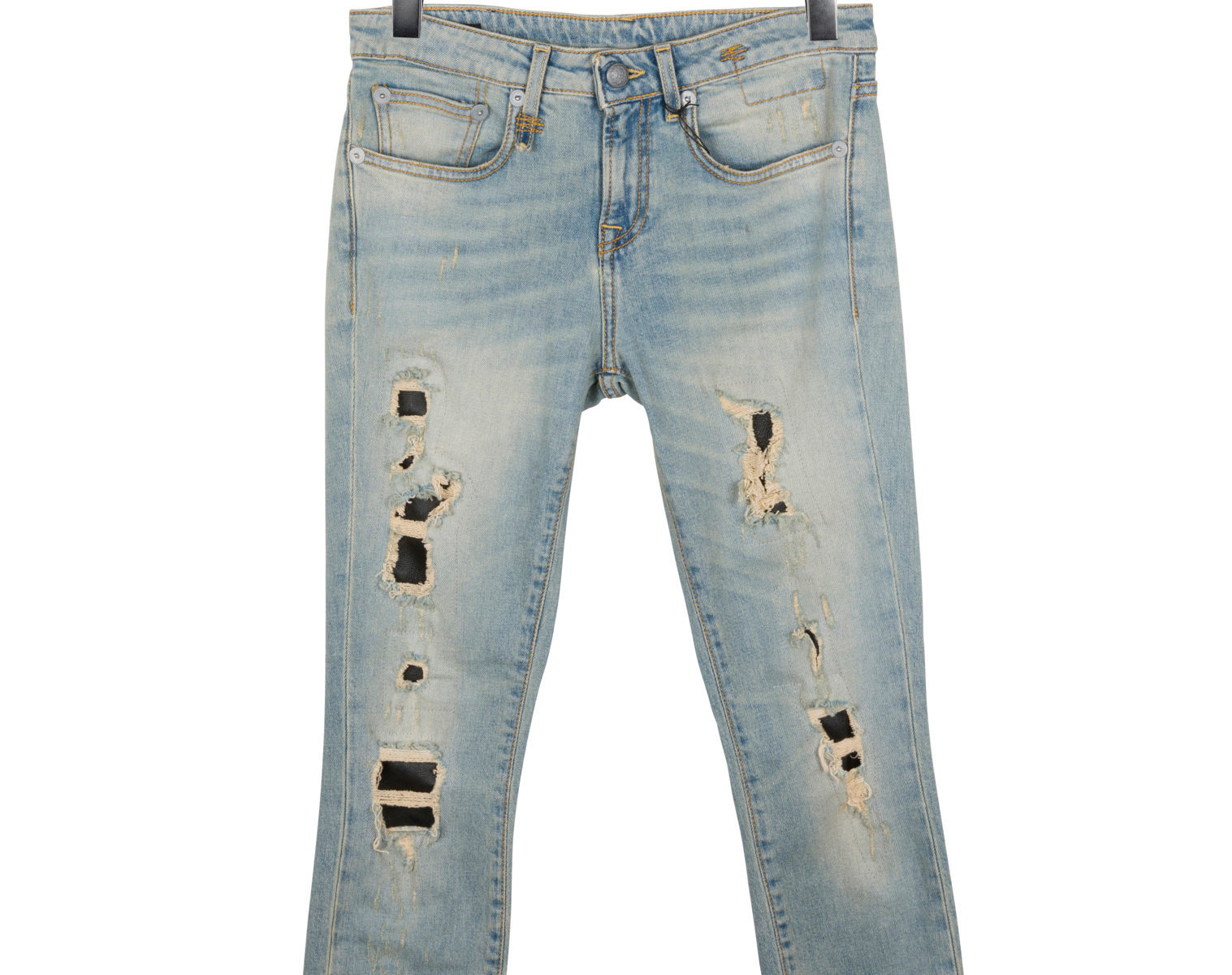 R13 Alison Skinny Jeans 1