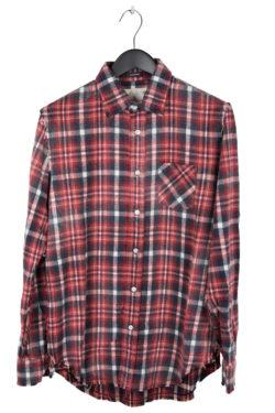 R13 Shredded Seam Shirt 1