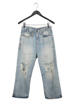 R13 Sina High Rise Jeans 1