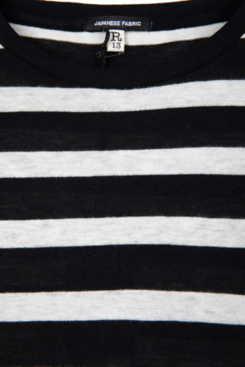 R13 Striped Boy T-Shirt 2