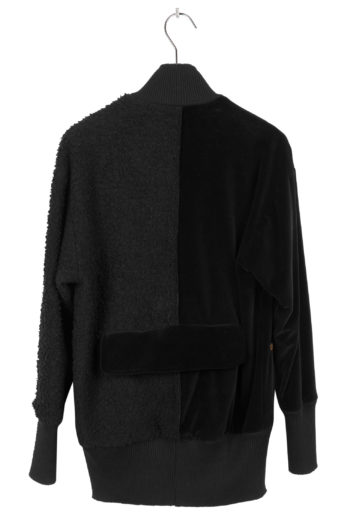 SONG FOR THE MUTE Dual Bomber Jacket 4