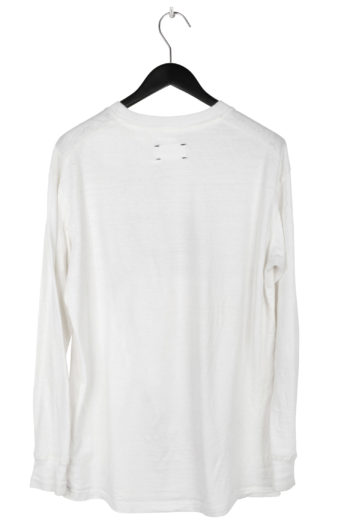 """SONG FOR THE MUTE """"Mute"""" Print Long Shirt 3"""
