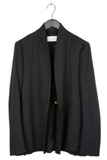SONG FOR THE MUTE Raised Neck Jacket 1