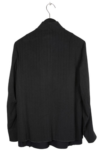 SONG FOR THE MUTE Raised Neck Jacket 4
