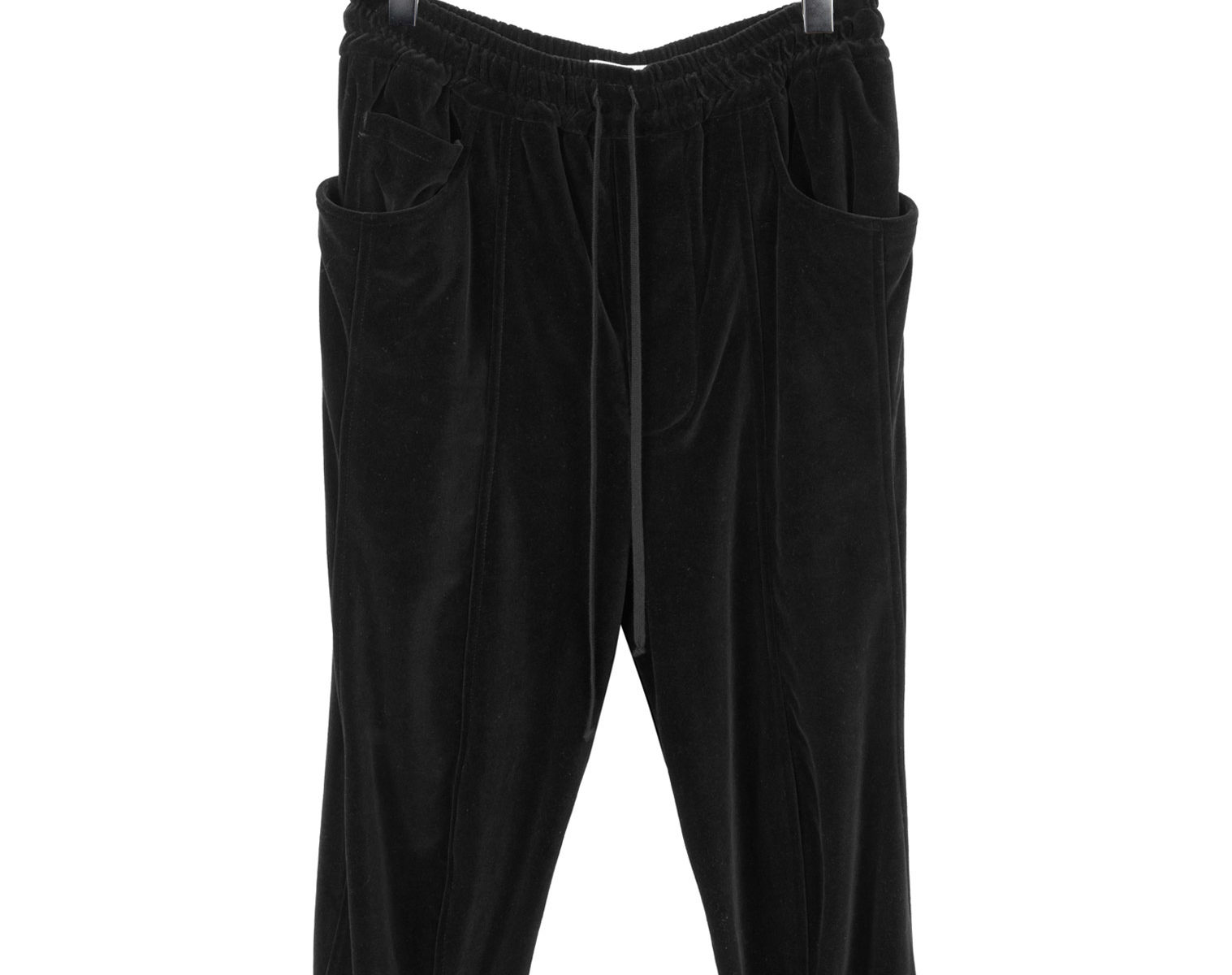 SONG FOR THE MUTE Ribbed Panelled Track Pant 1