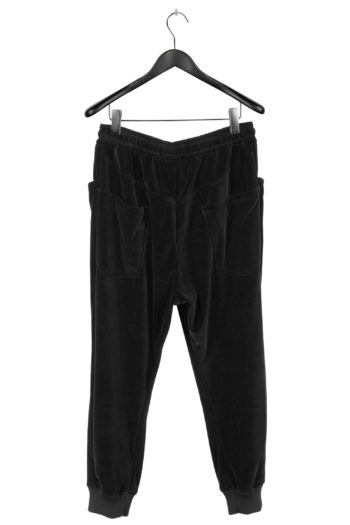 SONG FOR THE MUTE Ribbed Panelled Track Pant 3