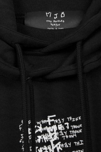 MJB Printed Aestas Hooded Sweater 2